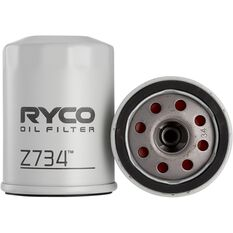 Ryco Oil Filter  Z734, , scanz_hi-res