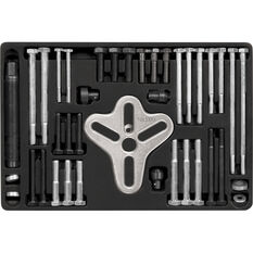 Toledo Harmonic Balancer Puller Set 46 Piece, , scanz_hi-res