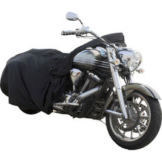 CoverALL Motorcycle Cover - Prestige Protection - Suits Large Motorcycles, , scanz_hi-res