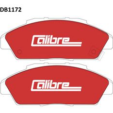 Calibre Disc Brake Pads - DB1172CAL, , scanz_hi-res