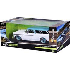 Die Cast 1955 Chevrolet Nomad - 1:18 Scale Model, , scanz_hi-res