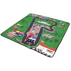 Bathurst Map Picnic Rug - 1.5 x 1.5m, , scanz_hi-res