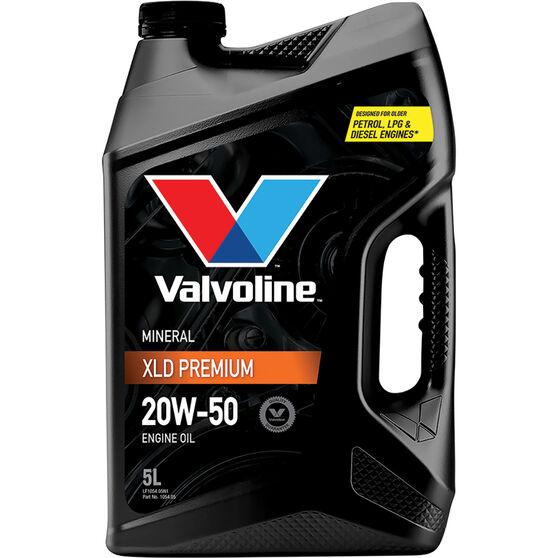 Valvoline XLD Premium Engine Oil - 20W-50, 5 Litre, , scanz_hi-res
