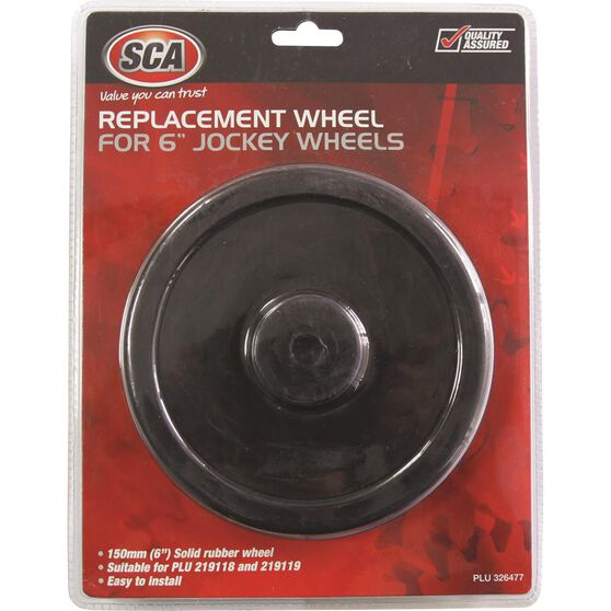SCA Replacement Jockey Wheel - 6 inch, , scanz_hi-res