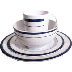 Ridge Ryder Melamine Dinner Set - 16 Piece, , scanz_hi-res