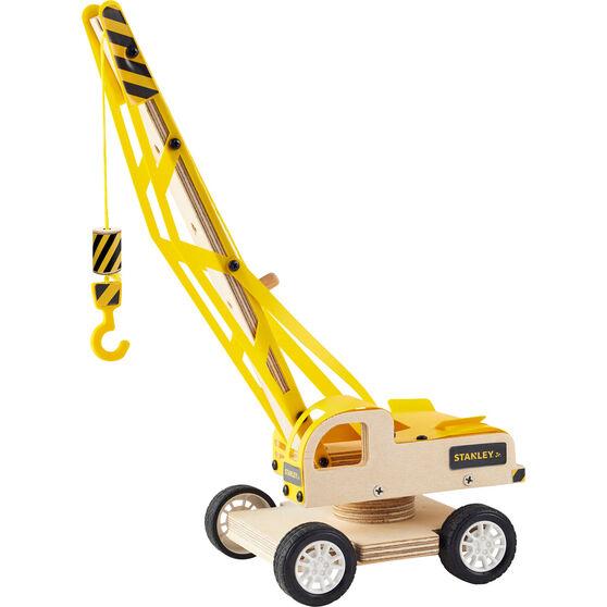 Stanley Jnr Build Kit - Lifting Crane, Large, , scanz_hi-res