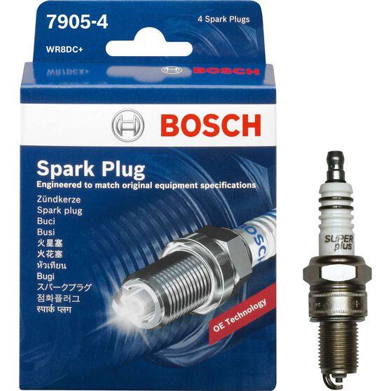 Bosch Spark Plug - 7905-4 / , 4 Pack, , scanz_hi-res