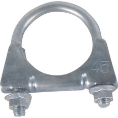 Spareco Exhaust Clamp - C6, 45mm (1-3 / 4 inch), , scanz_hi-res