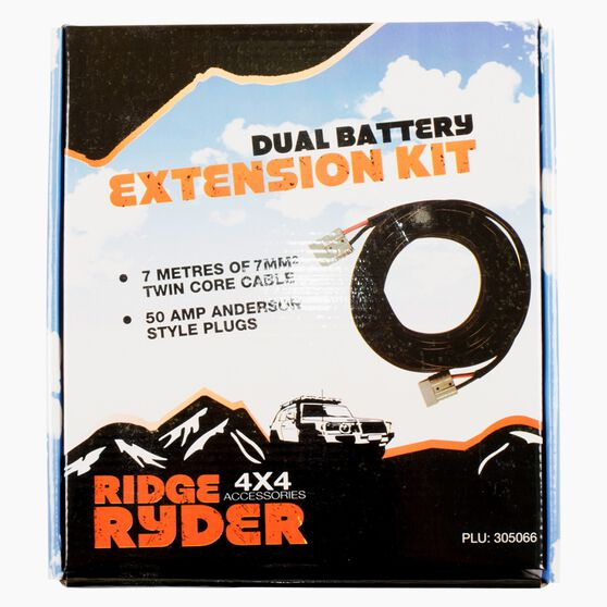 Ridge Ryder 50 AMP Plug Extension Kit, , scanz_hi-res
