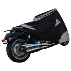 Motorcycle Cover - Gold Protection, Suits 750-1500cc, , scanz_hi-res