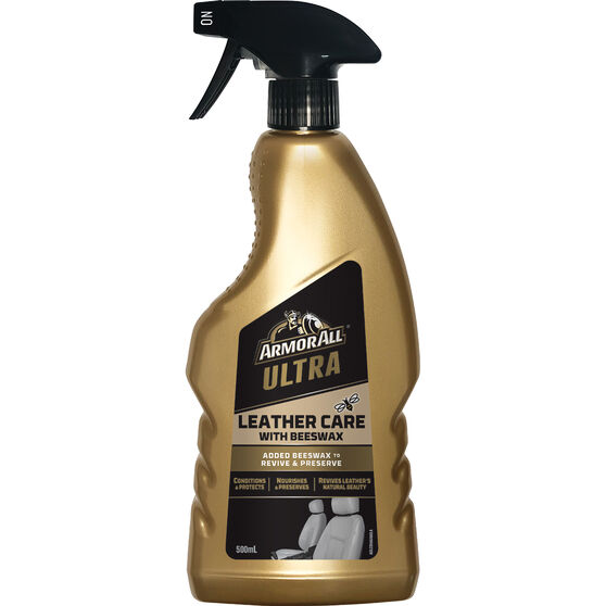 Armor All Ultra Leather Protectant 500mL, , scanz_hi-res