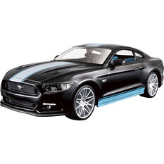 Die Cast, 2015 Ford Mustang - 1:18 scale model, , scanz_hi-res