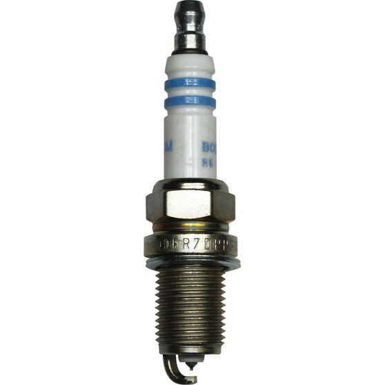 Bosch Platinum Spark Plug, 6724-6, 6 Pack, , scanz_hi-res