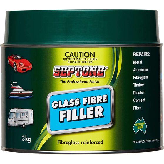 Septone Fibreglass Filler - 3kg, , scanz_hi-res