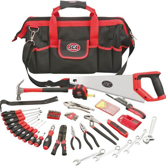 SCA Handyman Tool Kit - 126 Piece, , scanz_hi-res