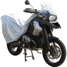 CoverALL Motorcycle Cover - Essential Protection - Suits Medium Motorcycles, , scanz_hi-res
