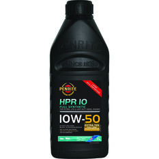 Penrite HPR 10 Engine Oil 10W-50 1 Litre, , scanz_hi-res