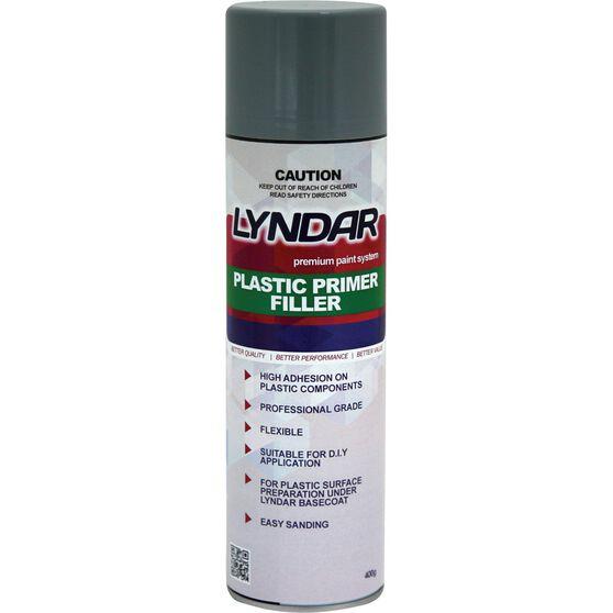 Lyndar Plastic Primer Filler - 400g, , scanz_hi-res