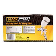 Blackridge Air Spray Gun Gravity Feed - 600mL, , scanz_hi-res