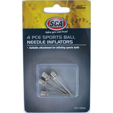 SCA Sports Ball Inflators Kit - 4 Piece, , scanz_hi-res