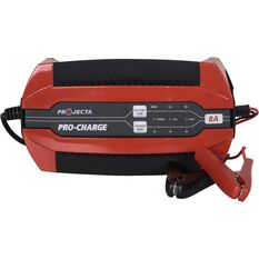 Pro-Charge Battery Charger - 12 Volt, 2-8 Amp, , scanz_hi-res