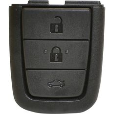 Key Remote Button Replacement - For Holden Commodore VE, 3 Button, , scanz_hi-res