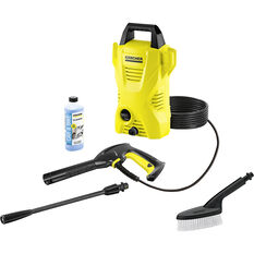 Kärcher K2 Basic Pressure Washer with Car Kit 1750 PSI Max, , scanz_hi-res