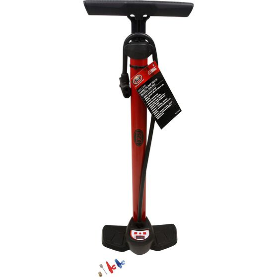 Hand Pump Deluxe with Digital Gauge, , scanz_hi-res