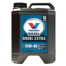 Diesel Extra Engine Oil - 10 Litre, 15W-40, , scanz_hi-res