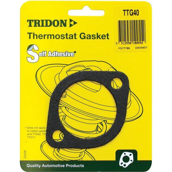 Tridon Thermostat Gasket - TTG40, , scanz_hi-res
