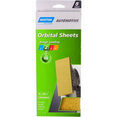 Orbital Sheet - 5 PK, Course, 60G, , scanz_hi-res