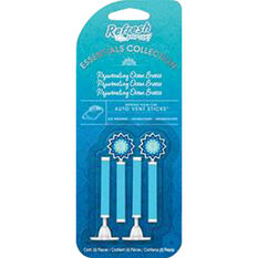 Refresh Vent Air Freshener - Rejuvinating Ocean Breeze, , scanz_hi-res
