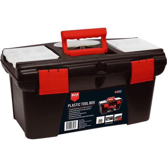 SCA Tool Box Plastic 41cm, , scanz_hi-res