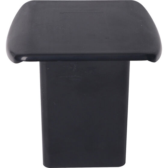 SCA Tow Hitch Cover - Black, , scanz_hi-res