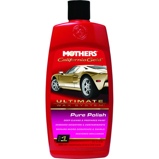 Mothers California Gold Pure Polish - 473mL, , scanz_hi-res