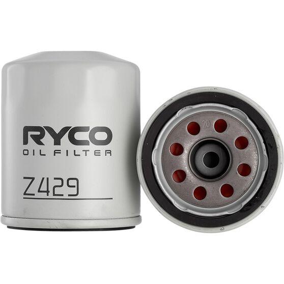 Ryco Oil Filter Z429, , scanz_hi-res