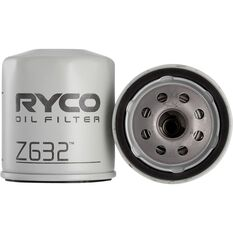 Ryco Oil Filter Z632, , scanz_hi-res