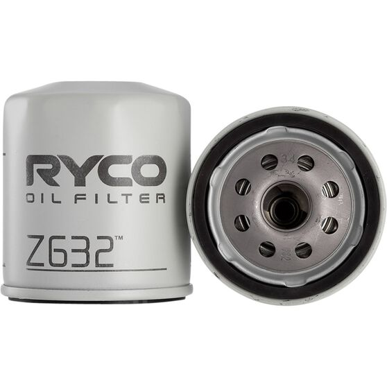 Ryco Oil Filter - Z632, , scanz_hi-res