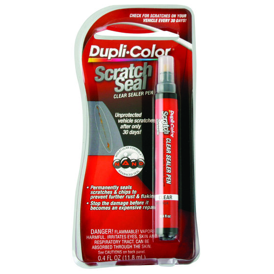 Dupli-Color Scratch Seal Pen - Clear, 11.8mL, , scanz_hi-res