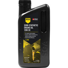 SCA Semi Synthetic Engine Oil 10W-30 1 Litre, , scanz_hi-res