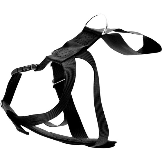 Pets on Tour Harness - Black, Large, , scanz_hi-res
