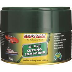 Septone Mr Buff Cutting Compound - 500g, , scanz_hi-res