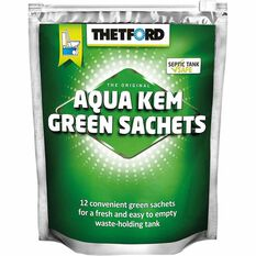 Aqua Kem Green Sachets - 12 Pack, , scanz_hi-res