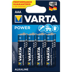 Varta Power - AAA, 8 Pack, , scanz_hi-res