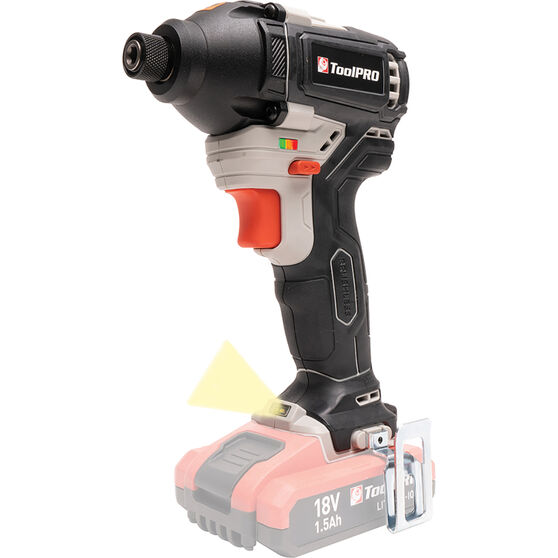 ToolPRO 18V Brushless Impact Driver Skin, , scanz_hi-res