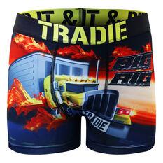Tradie Mens Big Rig Trunks, Big Rig, scanz_hi-res