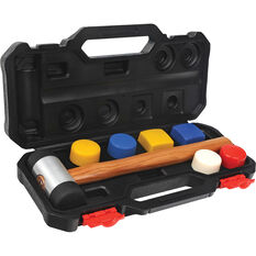 ToolPRO Soft Face Mallet Kit - 8 Piece, , scanz_hi-res