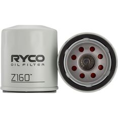 Ryco Oil Filter Z160, , scanz_hi-res