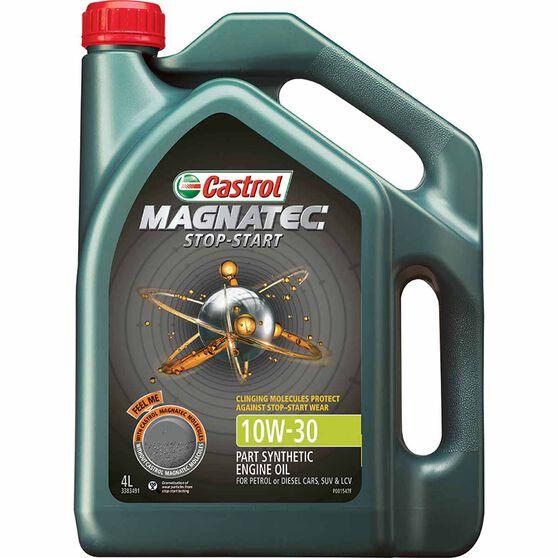 Castrol Magnatec Stop Start Engine Oil  - 10W-30 4 Litre, , scanz_hi-res