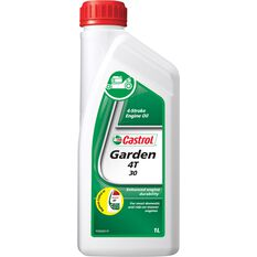 Castrol 4T 4 Stroke Lawnmower Oil - 1 Litre, , scanz_hi-res